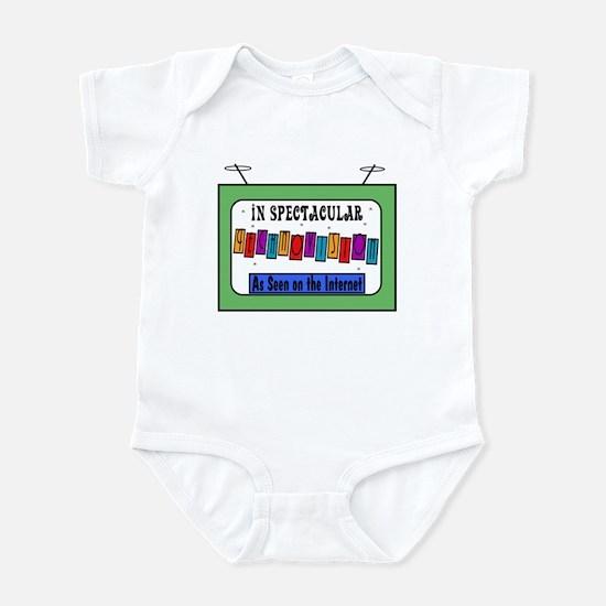Retro TV Infant Bodysuit