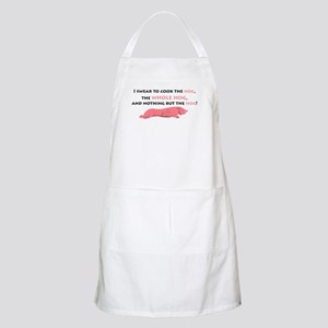 Whole Hog BBQ Apron