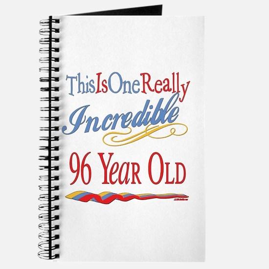 Incredible At 96 Journal
