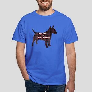 BFF Bull Terrier Dark T-Shirt