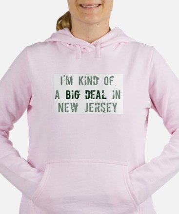 Big deal in New Jersey Sweatshirt