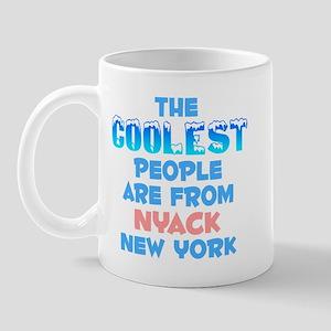 Coolest: Nyack, NY Mug