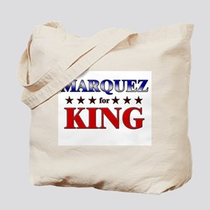 MARQUEZ for king Tote Bag