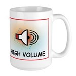 HIGH VOLUME Mugs