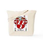 O'Ryan Family Crest Tote Bag