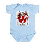 O'Ryan Family Crest Infant Creeper
