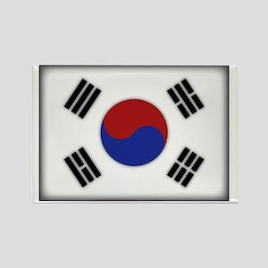 South Korea Flag Magnets