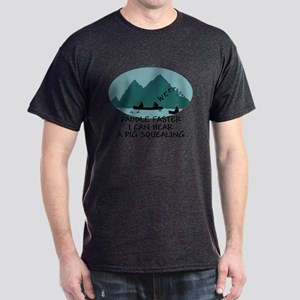 Funny Slogan Deliverance Dark T-Shirt