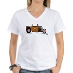 RPU Women's V-Neck T-Shirt