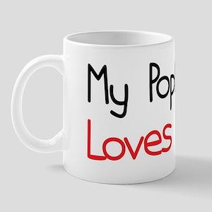 My PopPop Loves Me Mug