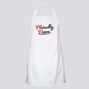 phinally done Light Apron