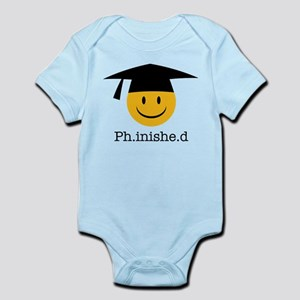 phd smiley Body Suit
