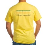 14 Carrot Gold Yellow T-Shirt