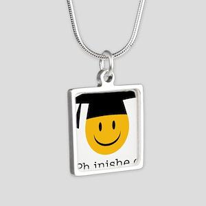 phd smiley Necklaces