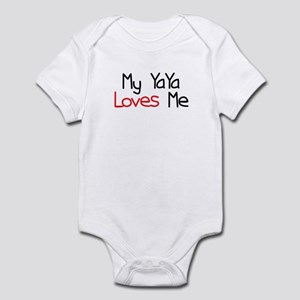 My YaYa Loves Me Baby Onesie