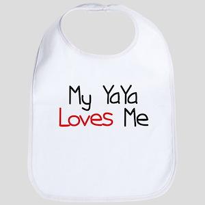 My YaYa Loves Me Bib