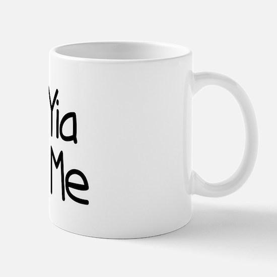 My YiaYia Loves Me Mug