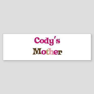 Cody's Mother Bumper Sticker