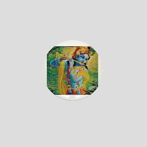 Krishna 6 Merchandise Mini Button