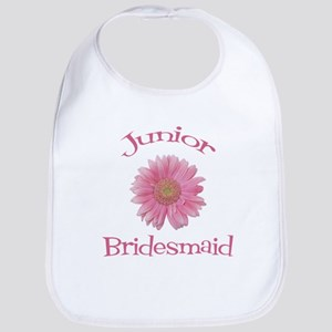 Daisy Junior Bridesmaid Bib
