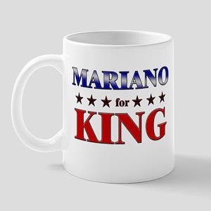 MARIANO for king Mug