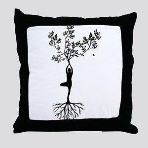 We are One. Throw Pillow