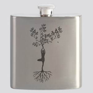 We are One. Flask