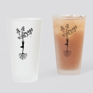 We are One. Drinking Glass
