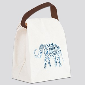 Strength. Canvas Lunch Bag