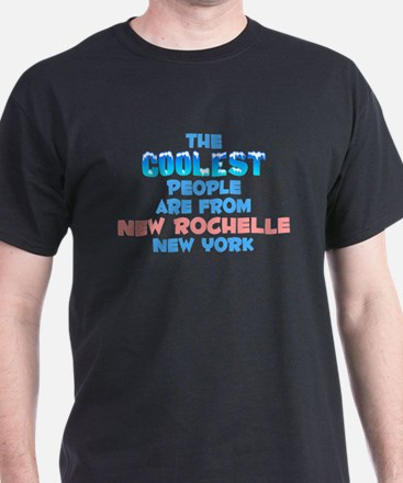 Coolest: New Rochelle, NY T-Shirt