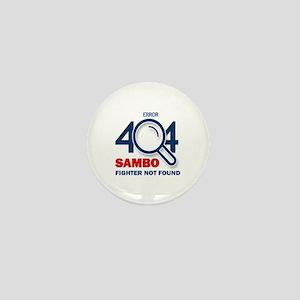 Error 404 Shinkendo Fighter Not Found Mini Button