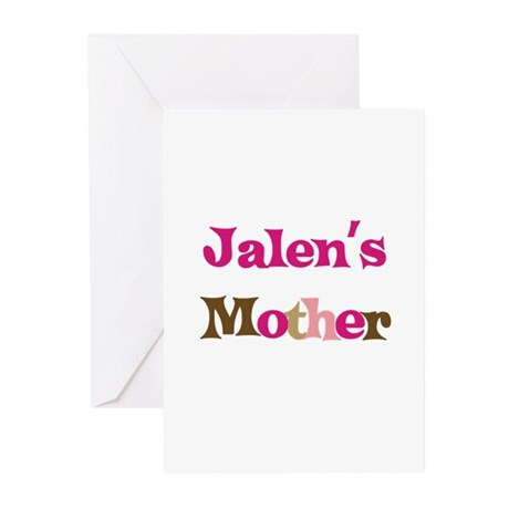 Jalen's Mother Greeting Cards (Pk of 10)