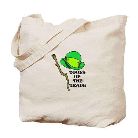 Leprechaun Tools of the Trade Tote Bag