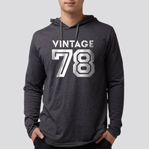 1978 Vintage Long Sleeve T-Shirt