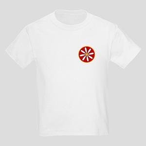 Red Daisy Kids T-Shirt