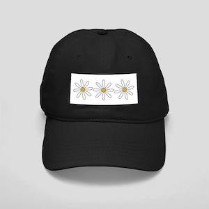 Daisies Black Cap