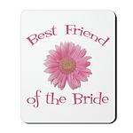 Daisy Bride's Best Friend Mousepad