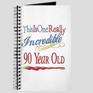 Incredible At 90 Journal