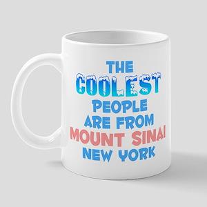 Coolest: Mount Sinai, NY Mug