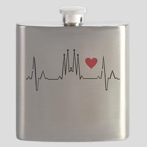 Barcelona Flask