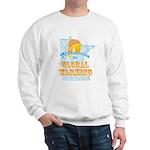 Minnesotans for Global Warming Sweatshirt