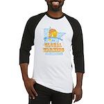 Minnesotans for Global Warming Baseball Jersey
