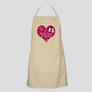 Have a Heart - Spay & Neuter BBQ Apron