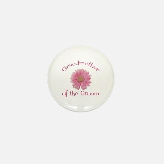 Daisy Groom's Grandmother Mini Button