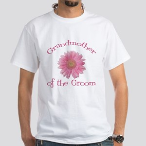 Daisy Groom's Grandmother White T-Shirt