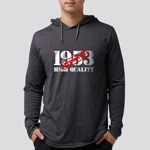 born in 1953 - high quality - Long Sleeve T-Shirt
