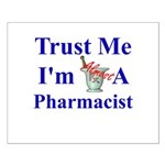 Trust Me...Pharmacist Small Poster