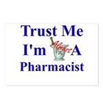Trust Me...Pharmacist Postcards (Package of 8)