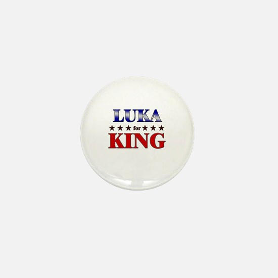 LUKA for king Mini Button