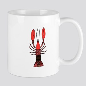 Lobster Mugs